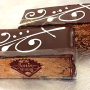 Tranche chocolat