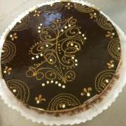 Tourte Chocolat